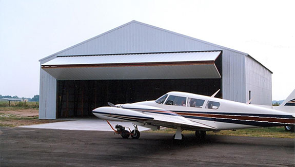 Arkansas diy steel airplane hangar construction kits a hangar with a plane solutioingenieria