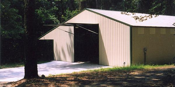 Arkansas Steel & Metal Building Kits | Steel Truss Manufacturer